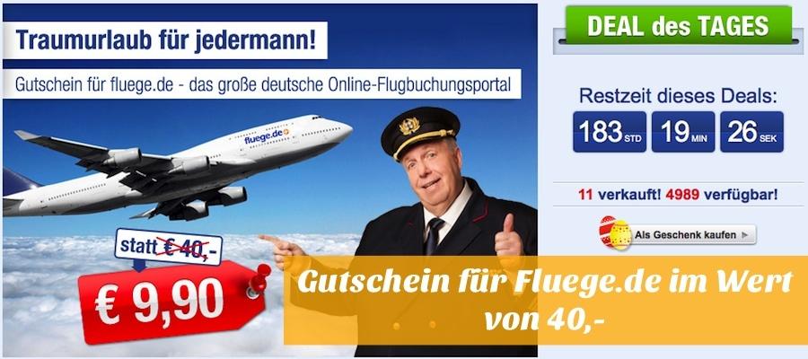 GUTSCHEIN FLÜGE