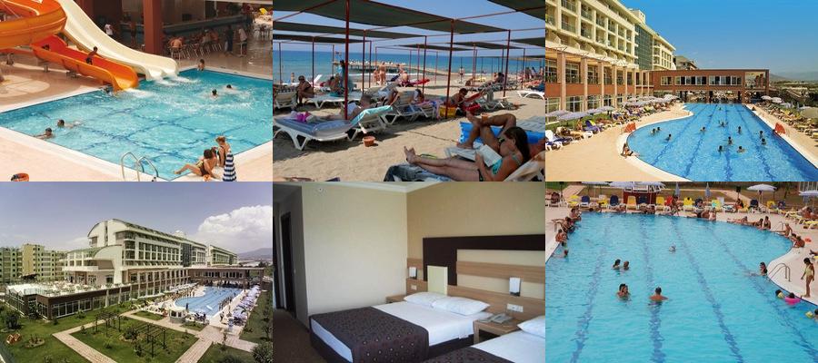 Sterne Hotel Turkei Mit Flug