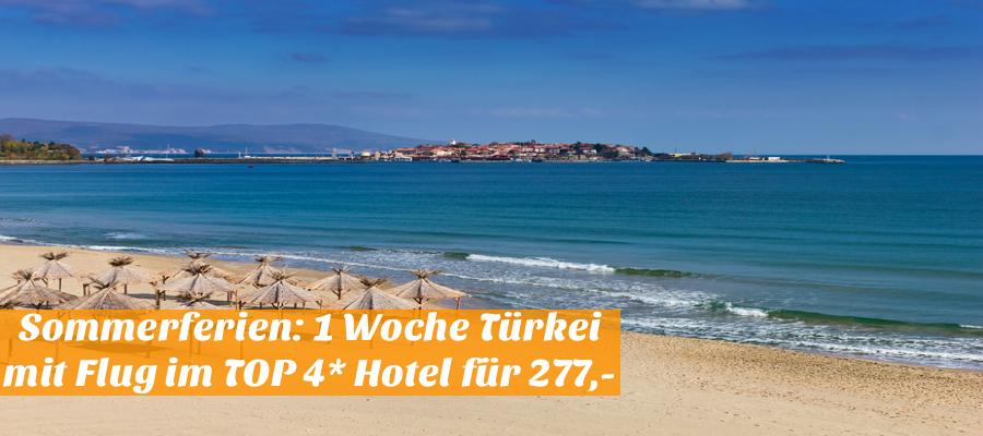 Flug Mit Hotel Turkei