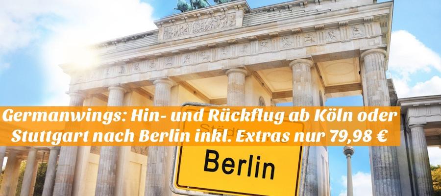 Flug Und Hotel Koln Berlin