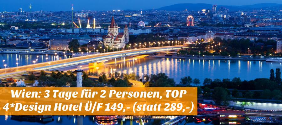 Stadtereise Wien Flug Und Hotel