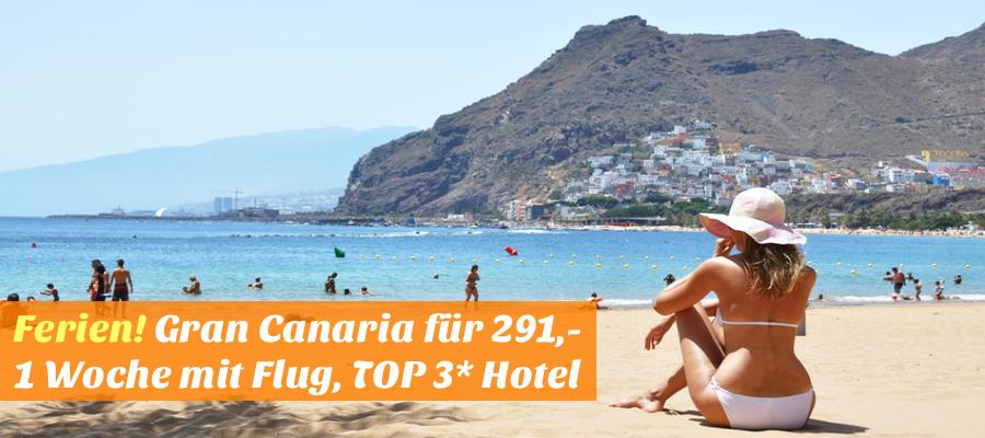 Flug Hotel Gran Canaria Billig
