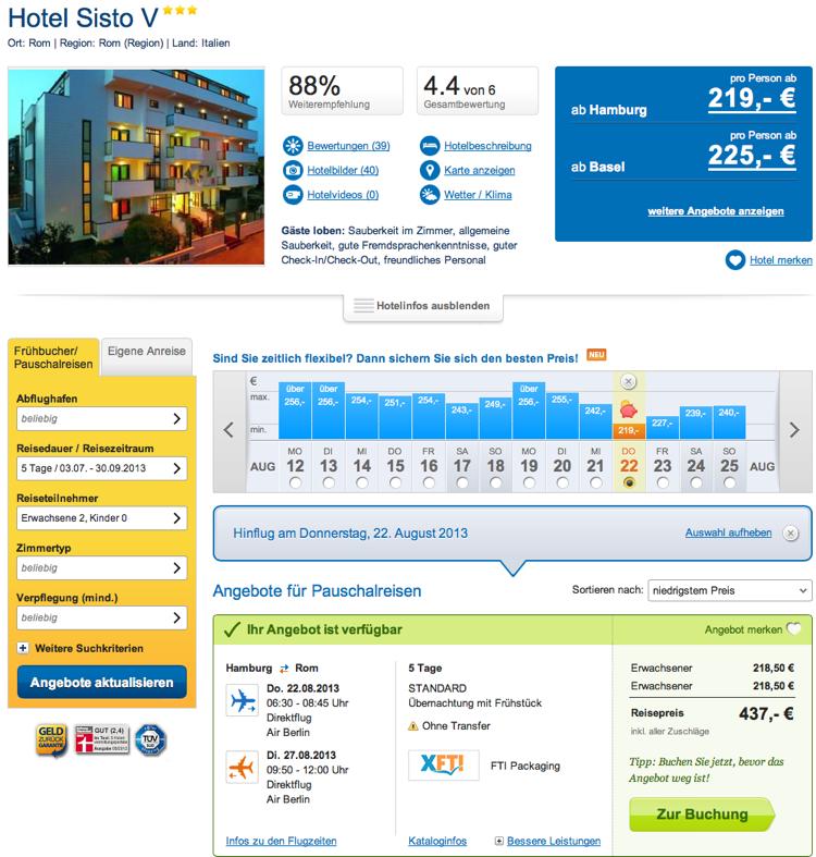 hotel billig rom