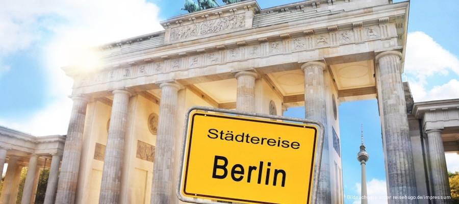 Tage Berlin Mit Flug Und Hotel