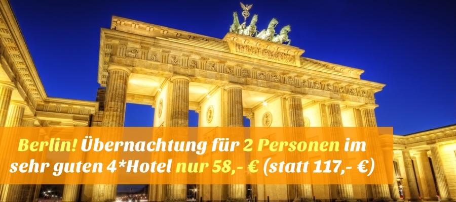 Ho Hotel Berlin Gutschein