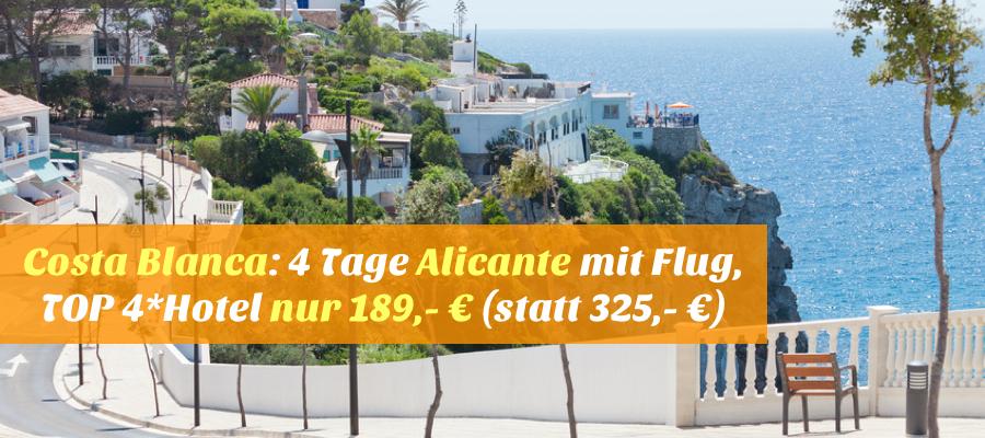 Flug Und Hotel In Alicante