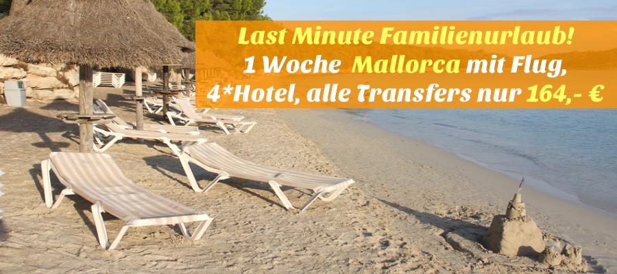 Last minute familienurlaub auf mallorca 1 for Design hotel mallorca last minute