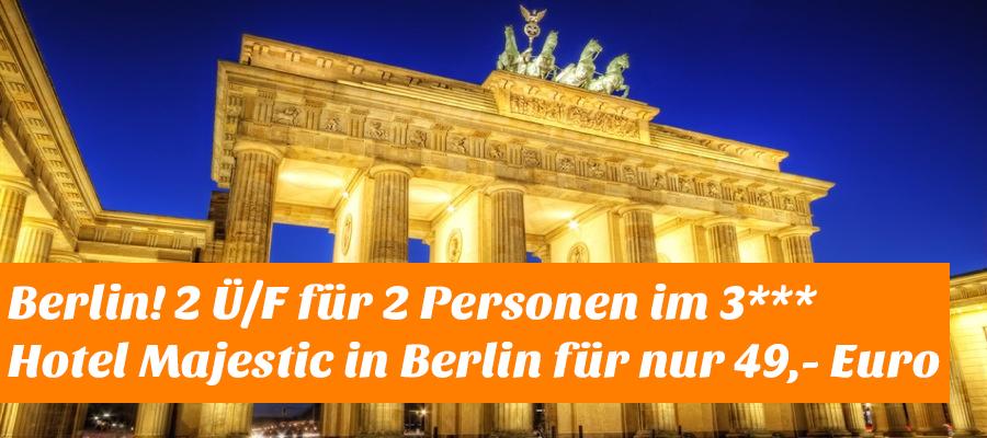 Reisehugo De Berlin 2 Ubernachtungen Inkl Fruhstuck Fur 2 Personen
