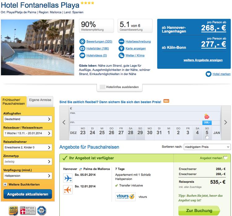 Hotel ostsee schn ppchen for Ostsee urlaub billig