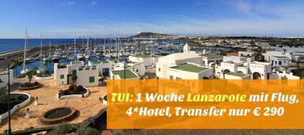 Lanzarote - Marina Rubicon
