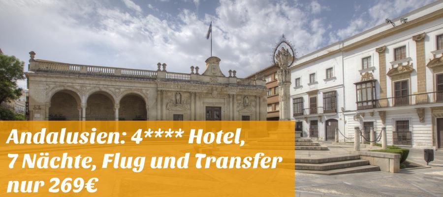Flug Und Hotel Jerez De La Frontera