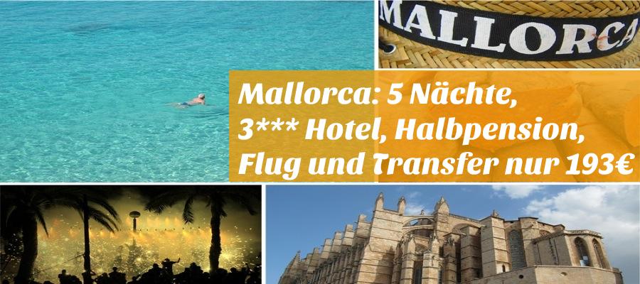 Flug Und Hotel Mallorca