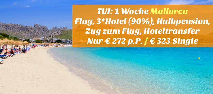 Billig Flug Und Hotel Mallorca
