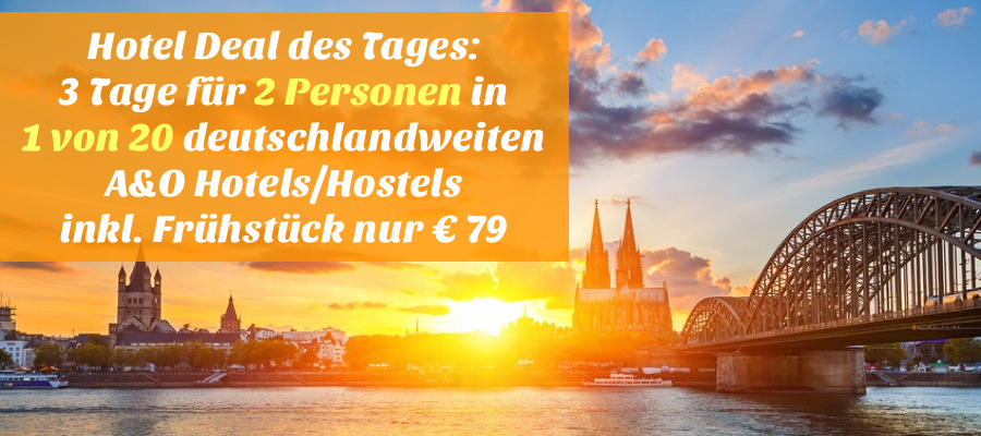 Deal Des Tages Hamburg Hotel