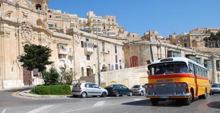 Malta Busverkehr