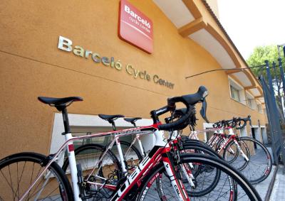 Barcelo Pueblo Park Fahrrad CR