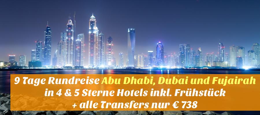 Dubai Mit Hotel Flug