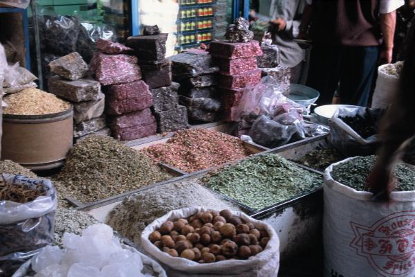 Gewürzsouk Dubai