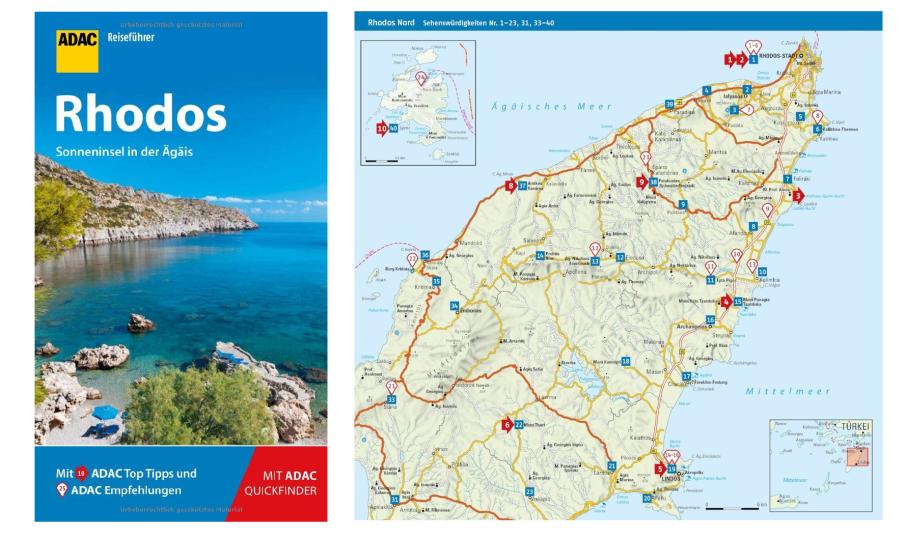 Rhodos Karte Flughafen.Reisehugo De Der Reisehugo Rhodos Ratgeber Tipp Den Richtigen