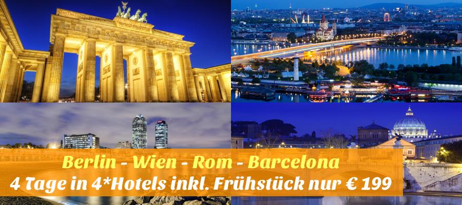 Wien Rom Flug Und Hotel