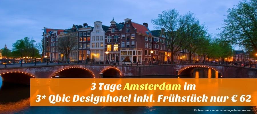 Flug Hotel Amsterdam Billig