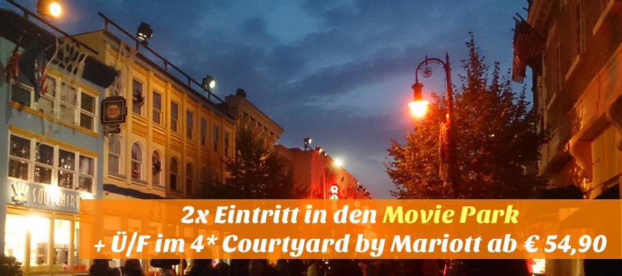 Movie Park Hotel Und Eintritt