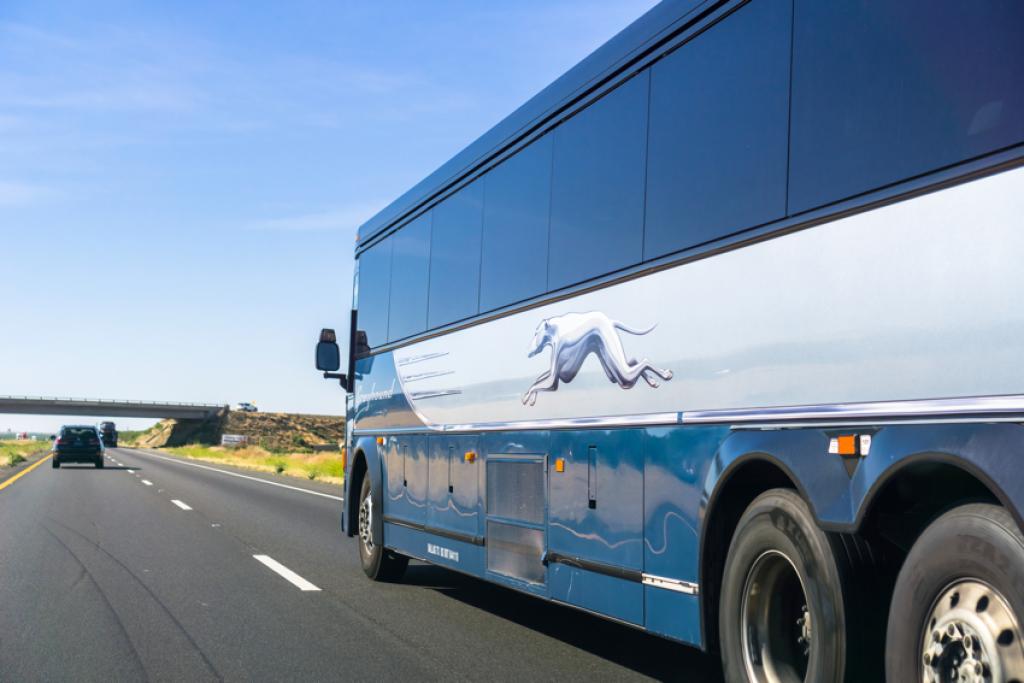 greyhound bus highway, greyhound ferns reisen