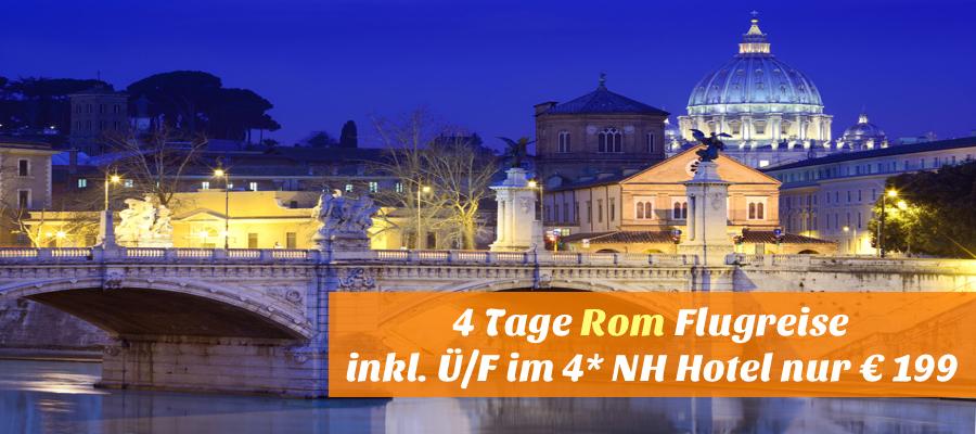 Air Berlin Flug Und Hotel Rom