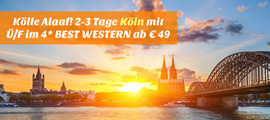 Gunstige Hotels In Koln Innenstadt