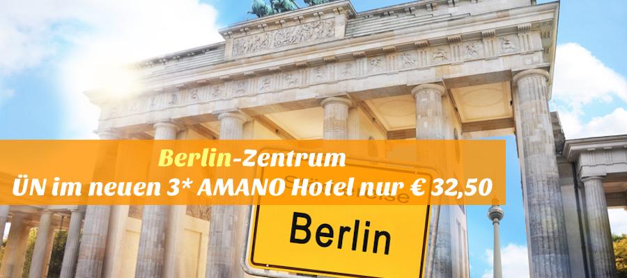 berlin städtereise angebot, berlin hrs deal