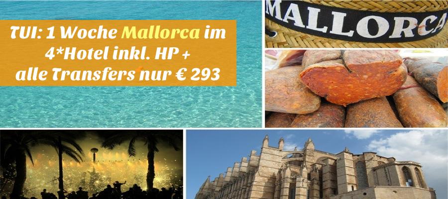 Postal de Mallorca