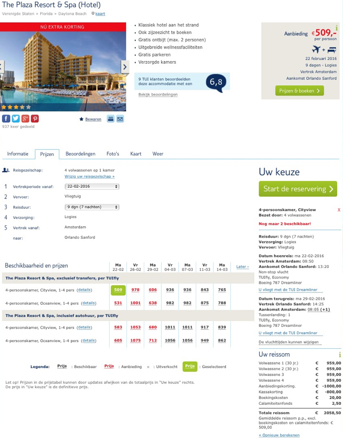 spring break florida reise angebot, spring break miami reise billig, spring break reise daytona beach angebot