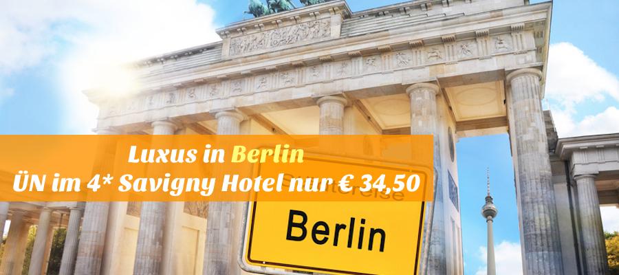 berlin hrs deal, berlin savigny hotel angebot