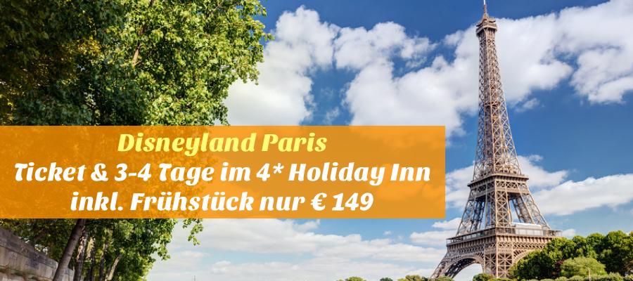 Tage Paris Flug Und Hotel