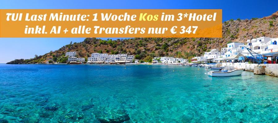 Flug Und Hotel Insel Kos