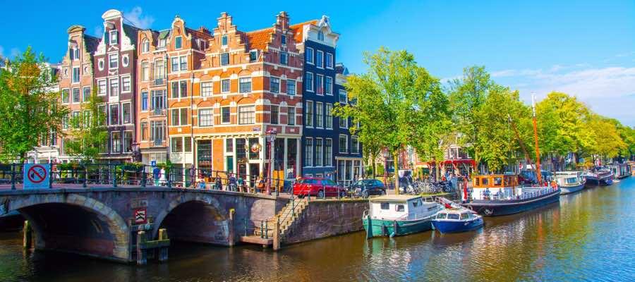 Stadtereise Amsterdam Flug Hotel