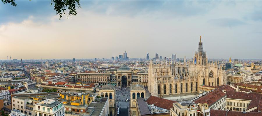 Stadtereise Mailand Flug Hotel