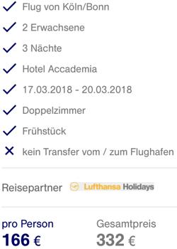Lufthansa holidays 4 tage mailand im for Designhotel mailand