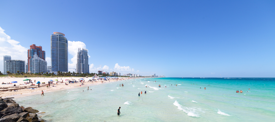Miami Beach Flug Und Hotel