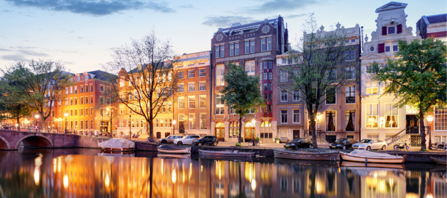Amsterdam Heute
