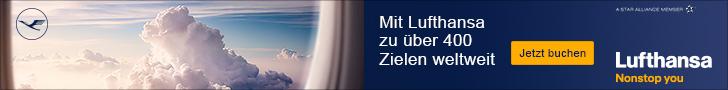 Lufthansa europa special, Lufthansa Aktion