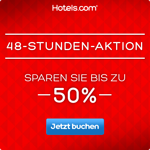 flash sale hotels.com, Blitzaktion hotels.com, hotels.com Rabatt