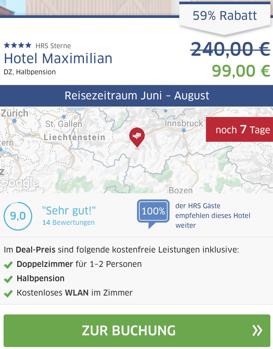 Hotel Maximilian Tirol, HRS Deral tirol, 4-sterne Hotel Maximilian Tirol
