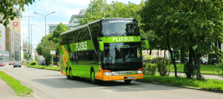 Flixbus Flughafen München