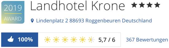 Landhotel Krone Deggenhausertal, Holidaycheck Bewertungen Hotels reisen