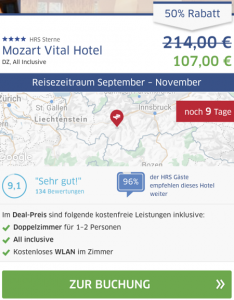 Tirol all inclusive urlaub