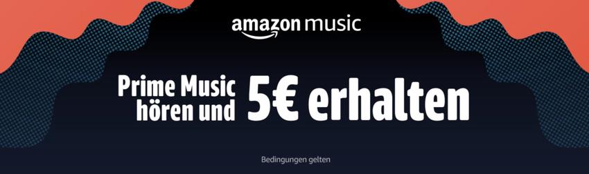 amazon music Gutschein