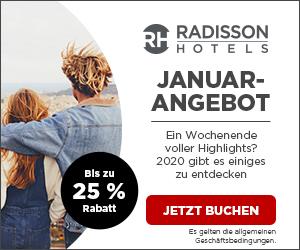 radisson dream deals, radisson rabatt, radisson Gutschein