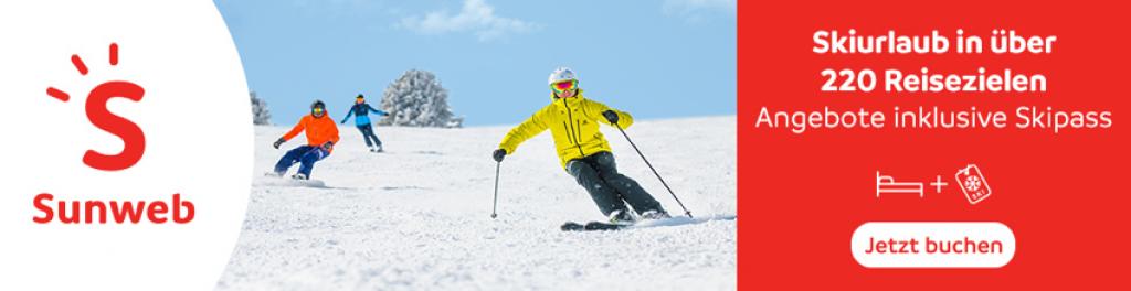 sunweb last minute, last minute Skiurlaub, skiurlaub mit skipass