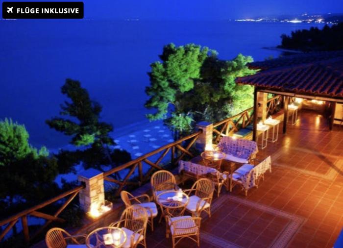 Alexander the Great Beach Hotel Chalkidiki